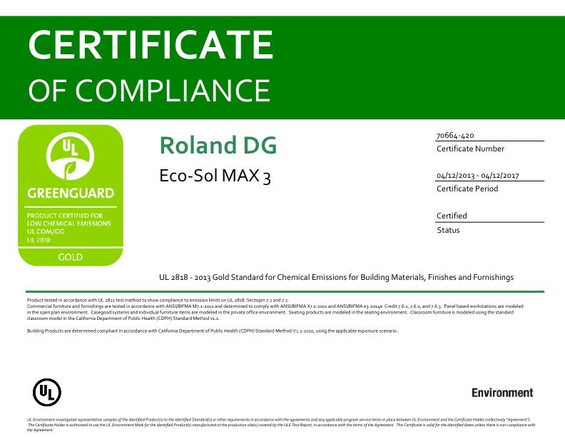 Green Guard Gold Certificaat Eco-Sol Max 3 (2)_160422
